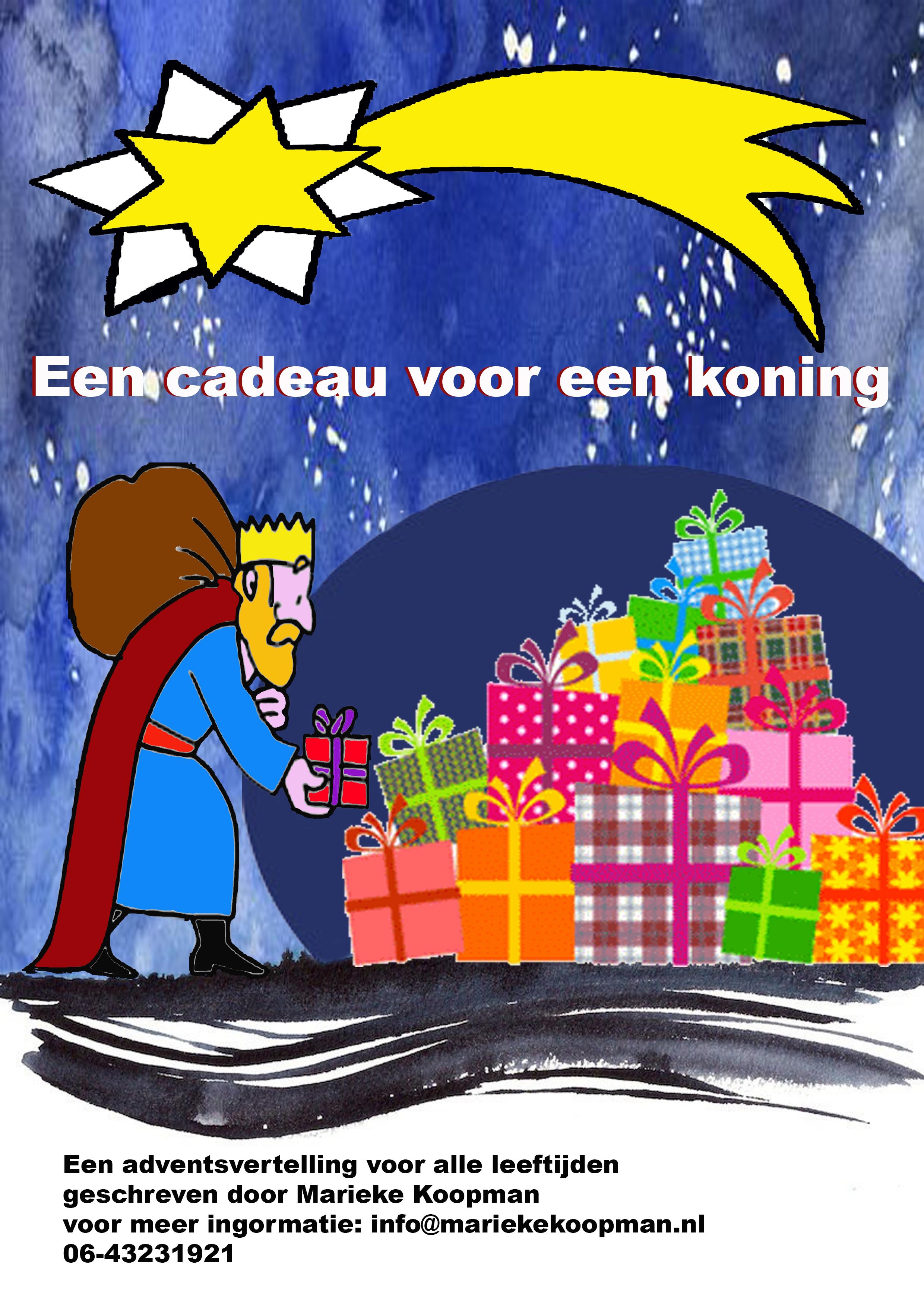 een cadeau voor een koning